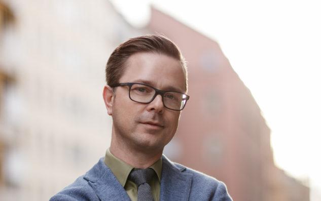 Nicklas Amelin - Livsmedelsföretagens EU-expert